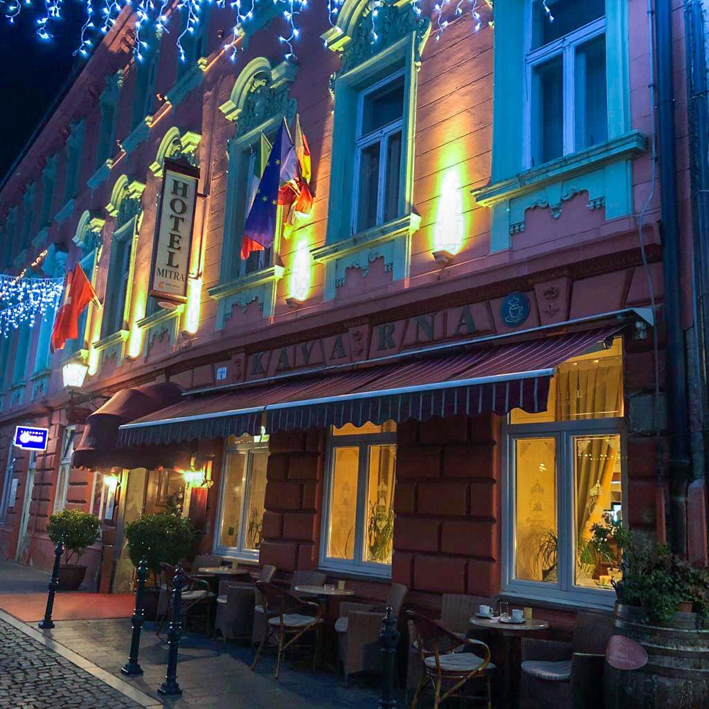 L' Hotel Mitra a Ptuj in Slovenia