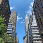 New York Skyline il Crysler