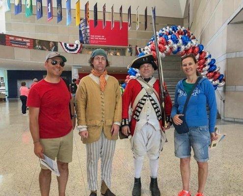 festa del 4 luglio Philadelphia america