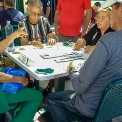 Giocatori di domino a Little Havana