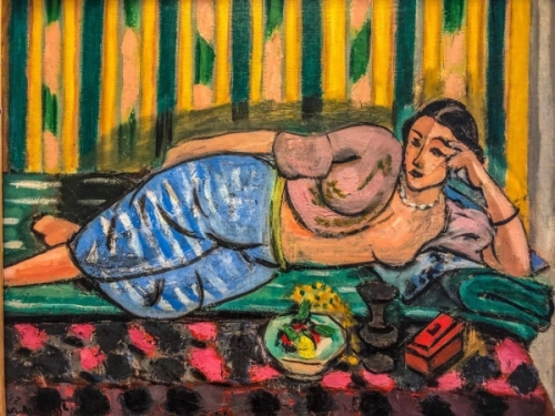 Museo di Matisse Cimiez-Nizza