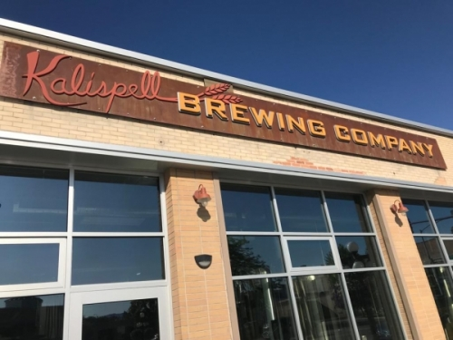 La Brewing company a Kalispell