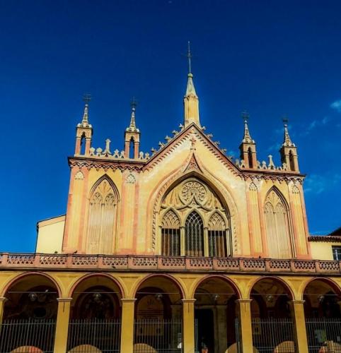Il monastero francescano di Cimiez-Nizza