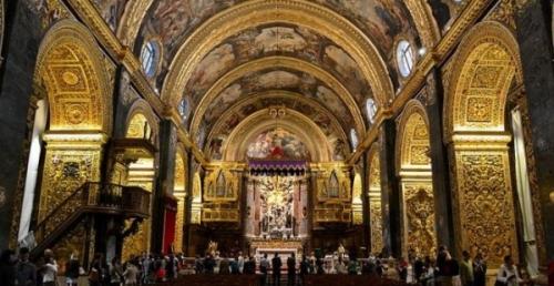 Cattedrale San Giovanni, MaltaDiritti di viaggi-lowcost.info