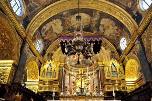 Cattedrale San Giovanni, MaltaDiritti di Easyviaggio.com