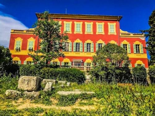 Museo di Matisse a Cimiez-Nizza
