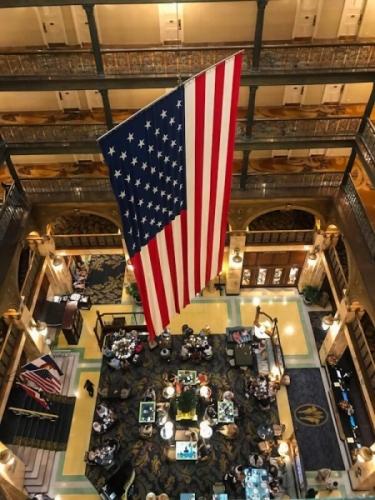 DENVER Brown Palace Hotel