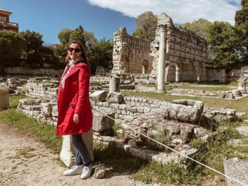 Il sito archeologico di Cimiez-Nizza